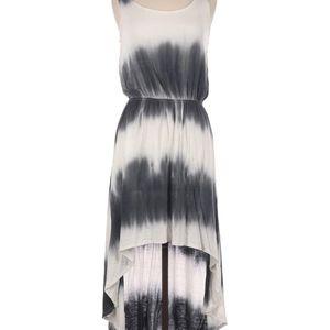 🖤 Gorgeous, unique super soft color block/tye dye dress ⚡